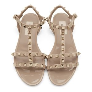 Valentino Jelly Sandals Size 9